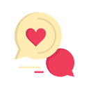 586_Chat_bubble_Message_sms_Romantic_chat_couple_chat_valentine_valentines_day_love-128.png